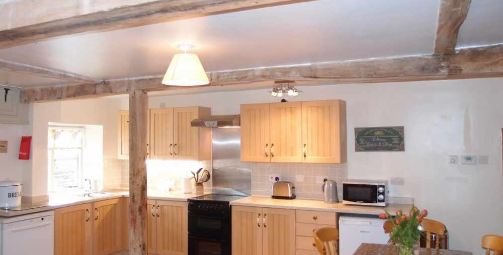 Self catering holiday let in Heath