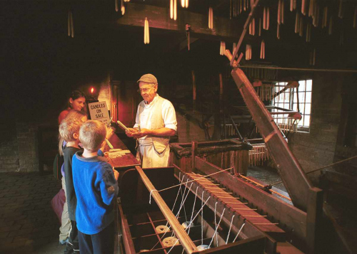 Blists Hill Museum in Madeley, Telford Shropshire